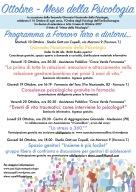 Mese della Psicologia Fornovo Ottobre 2017_Elena Copelli